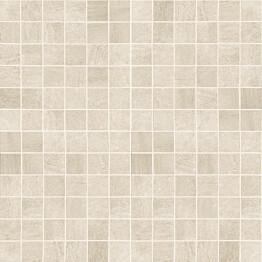 Mosaiikkilaatta Crossover Mosaico Sabbia 30x30/2,5x2,5 beige