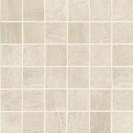 Mosaiikkilaatta Crossover Mosaico Sabbia 30x30/5x5 beige