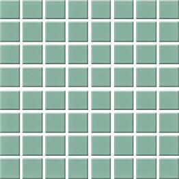 Mosaiikkilaatta Pukkila Nova Arquitectura Sea Green himmea silea 22x22mm