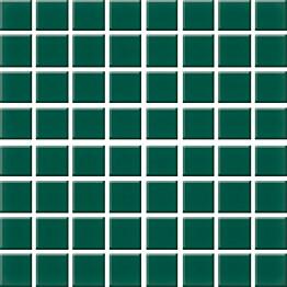 Mosaiikkilaatta Pukkila Nova Arquitectura Victorian Green himmea silea 22x22mm