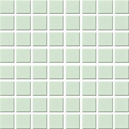 Mosaiikkilaatta Pukkila Nova Arquitectura Water Green himmea silea 22x22mm
