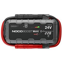 Apukäynnistin Noco Lithium GB251 Pro 3000 A 24V