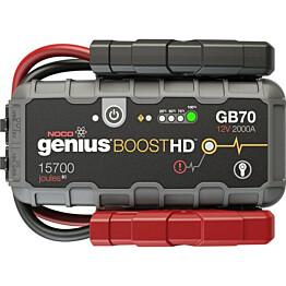 Apukäynnistin Noco Lithium GB70 HD 2000 A