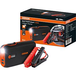 Apukäynnistin Osram BatteryStart Booster 300