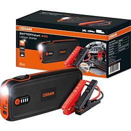 Apukäynnistin Osram BatteryStart Booster 400