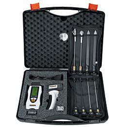 Kosteudenmittauslaitepaketti MultiWet-Master Laserliner Inspection set