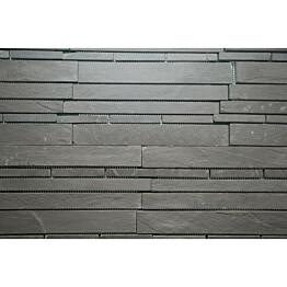 Liuskekivi Majakivi Myrsky musta 30x30 cm