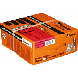 Naulakaasupakkaus Paslode IM350 90X3,1 kuumasinkitty sileä 2200 kpl/pkt