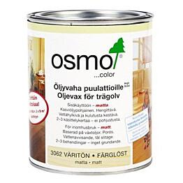 Öljyvaha OSMO COLOR 3062 0,75 l väritön matta