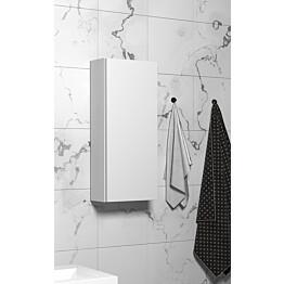 Seinäkaappi Otsoson 300 300x705x120mm valkoinen sileä