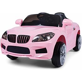Lasten sähköauto Lyfco 12V, pinkki 2x25W