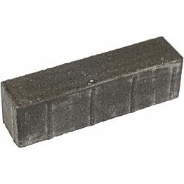 Päällystekivi Tikkukivi 278x68x80 mm musta