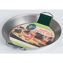 Paellapannu Big Green Egg 3.8 l RST L/XL-grillille