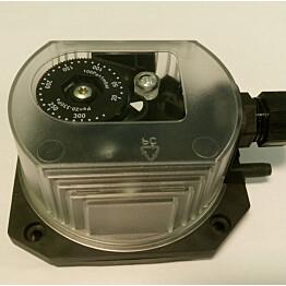 Paine-erokytkin Enervent 20-200 Pa liesituulettimen/keskuspölynimurin indikointi