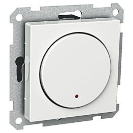 Painike 1-OS/400MA/12-24V valkoinen Exxact