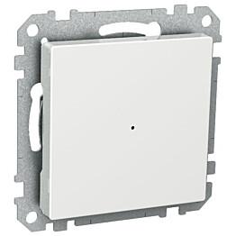 Painikevipu KNX 1 toiminto IP20 UK valkoinen  Exxact 2816161