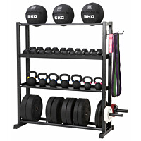 Painoteline Master Fitness X-Fit Stoage Rack 150 x 56 x 171 cm