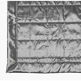 Päiväpeitto Lennol Fiona, 250x260cm, hopea