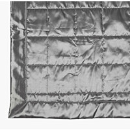 Päiväpeitto Lennol Fiona, 270x280cm, hopea