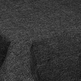 Päiväpeitto Lennol Lassi 270x300 cm musta meleerattu