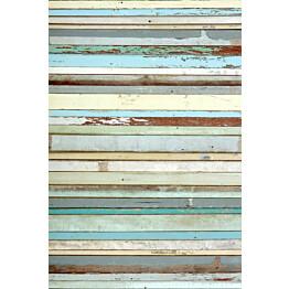 Paneelitapetti PhotoWallXL Old Wood Blue 158004 1860x2790 mm