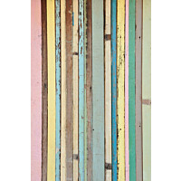 Paneelitapetti PhotoWallXL Painted Wood 157703 1860x2790 mm