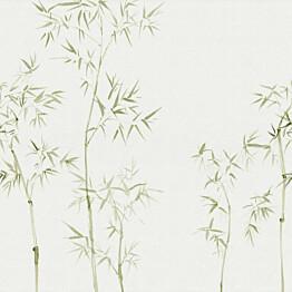 Paneelitapetti Sandberg Arashiyama non-woven mittatilaus vihreä