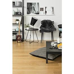 Parketti Parla Tammi Select 1-säle mattalakka 1,80 m²/pak olohuoneessa