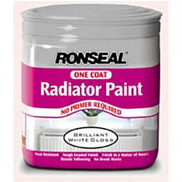 Patterimaali Ronseal 750 ml valkoinen kiiltävä