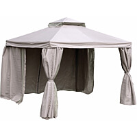 Paviljonki Home4you Legend 3x4 m beige