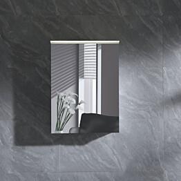 Peilikaappi valolla Bathlife Skillra 500