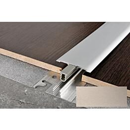Peitelista Progress Profiles SOL 40P, 2,7m, 2,8mm, 40mm, titaani