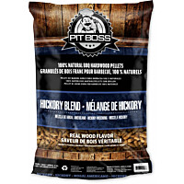 Pelletti Pit Boss Hardwood Hickory 9 kg
