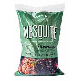 Pelletti Traeger 9 kg mesquite