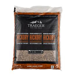 Pelletti Traeger Hickory 9 kg