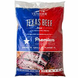 Pellettisekoitus Traeger 9 kg Texas