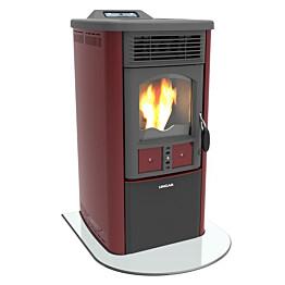 Pellettitakka Lincar Birikkina 156P Plus 9.1 kW punainen