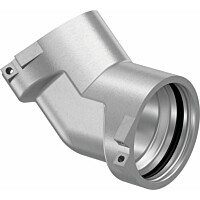 Peruskulma Uponor RS,, 45°, DR RS3-RS3
