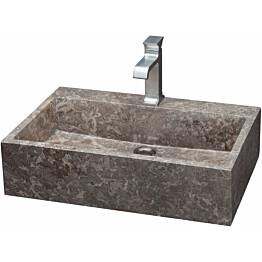 Pesuallas Qualitystone WB KKL 400x600 mm marmori harmaa