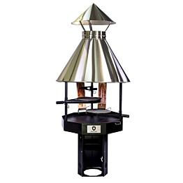 Pihagrilli Carelia Grill® 9K-100 korkea ruostumaton teräs