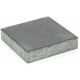 Pihakivi Rudus Kartanolaatta 60 278x278x60 mm sileä musta