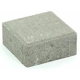Pihakivi Rudus Kartanonoppa 60 138x138x60 mm sileä harmaa