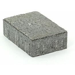 Pihakivi Rudus Kartanonupu 60 207x137x60 mm antiikki musta