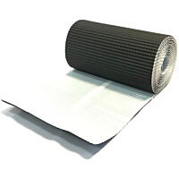 Piippu- ja erikoistiiviste Benders Premium Flex 300x5000 mm musta