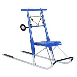 Pilkkikelkka Esla T6 min. 160 cm sininen