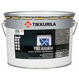 Pinnoite Tikkurila YKI Aitokivi 14 kg/10 l harmaa graniitti
