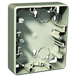 Pintakehys 2-Pintakojerasia IP21 22 mm metalli Exxact 2418126