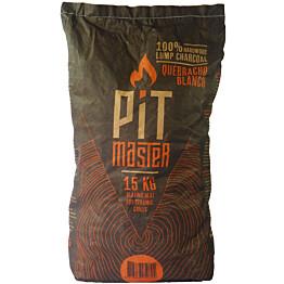 Grillihiilet Pit Master Quebracho Blanco 15 kg Paraguay