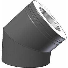 Schiedel permeter 45:n asteen kulma 130 mm hormiin