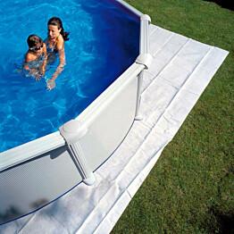 Pohjakangas Swim & Fun soikea 550x500 cm